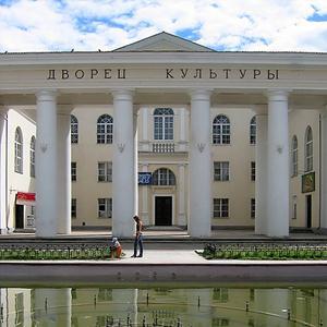 Дворцы и дома культуры Теньгушево