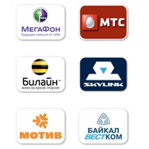 Операторы сотовой связи Теньгушево