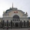 Железнодорожные вокзалы в Теньгушево