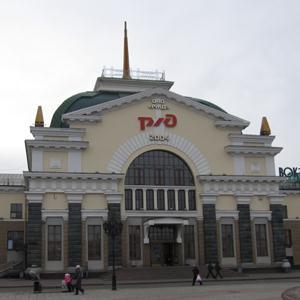Железнодорожные вокзалы Теньгушево
