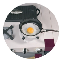Кафе Апшерон - иконка «кухня» в Теньгушево